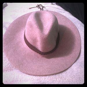 Lovely bird summer floppy hat